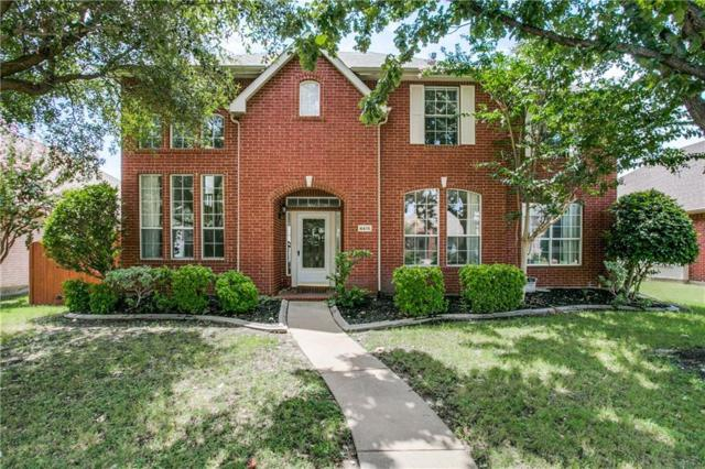 4416 Burnhill Drive, Plano, TX 75024 (MLS #13674932) :: Frankie Arthur Real Estate
