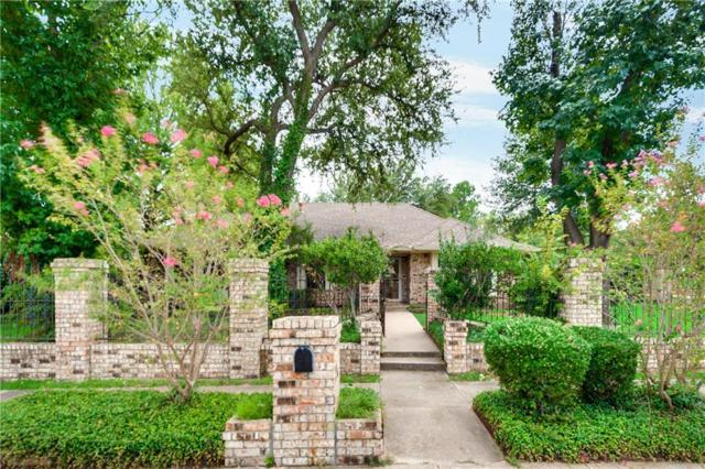 1200 Wedglea Drive, Bedford, TX 76021 (MLS #13674935) :: The Mitchell Group