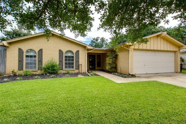 3328 Oriole Lane, Denton, TX 76209 (MLS #13674965) :: Real Estate By Design