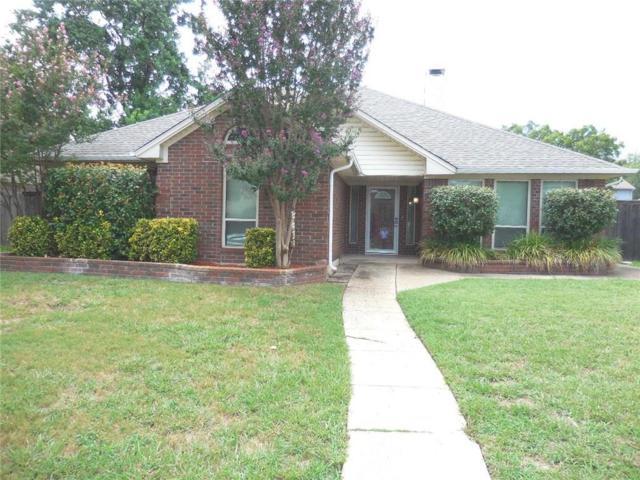 2048 Biscayne Drive, Lewisville, TX 75067 (MLS #13674992) :: Real Estate By Design