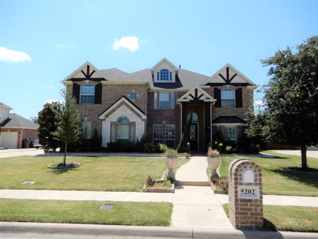 5202 Cool River Court, Mansfield, TX 76063 (MLS #13674993) :: The Mitchell Group