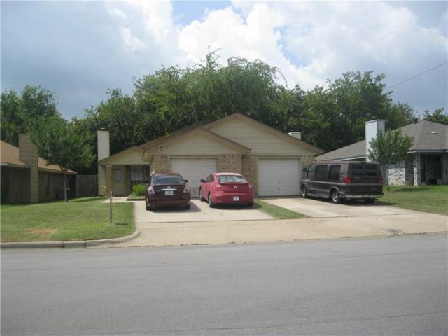 1028 Irene Street, Burleson, TX 76028 (MLS #13675013) :: The Mitchell Group