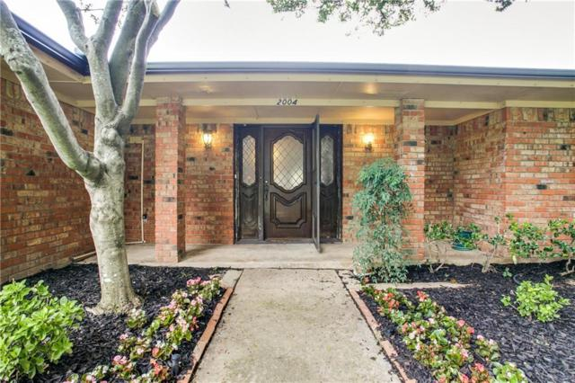 2004 Midcrest Drive, Plano, TX 75075 (MLS #13675019) :: The FIRE Group at Keller Williams
