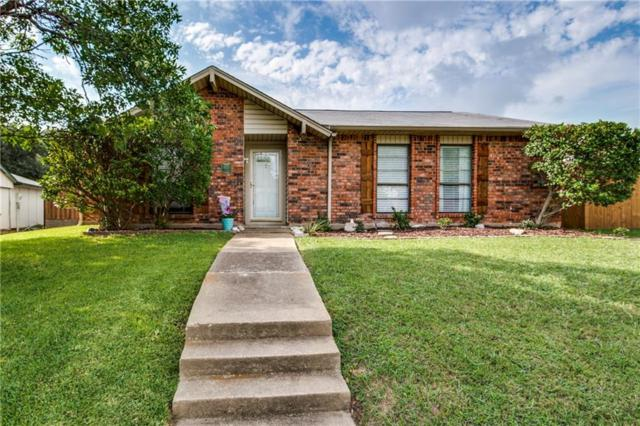 5021 Watkins Circle, The Colony, TX 75056 (MLS #13675033) :: The Cheney Group