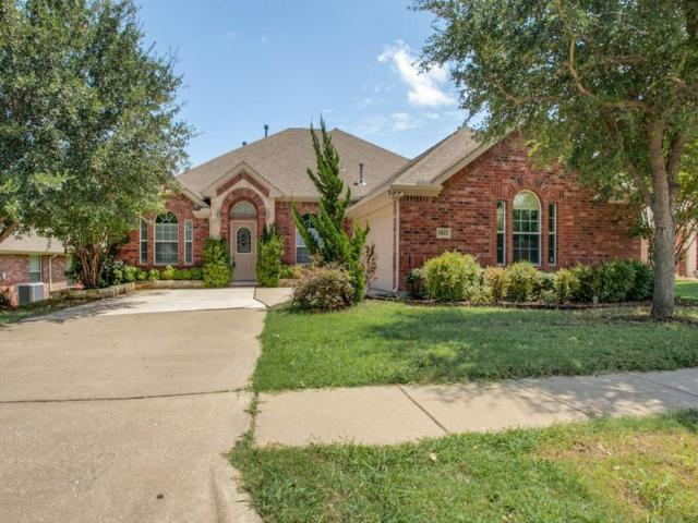 5022 Grace Drive, Garland, TX 75043 (MLS #13675077) :: The Good Home Team