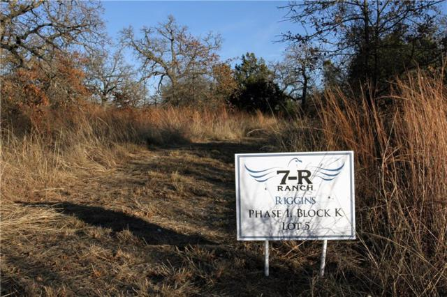 K5 Stagecoach Trail, Gordon, TX 76453 (MLS #13675104) :: Premier Properties Group of Keller Williams Realty
