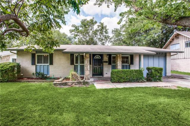 813 Brentwood Lane, Richardson, TX 75080 (MLS #13675137) :: The Mitchell Group