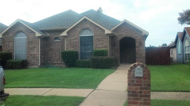 3317 Briar Lane, Mesquite, TX 75181 (MLS #13675192) :: The FIRE Group at Keller Williams