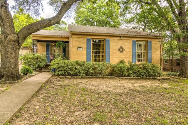 6247 Wofford Avenue, Dallas, TX 75227 (MLS #13675232) :: The Good Home Team