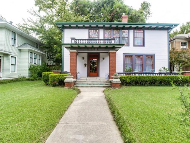 5106 Junius Street, Dallas, TX 75214 (MLS #13675288) :: The Good Home Team