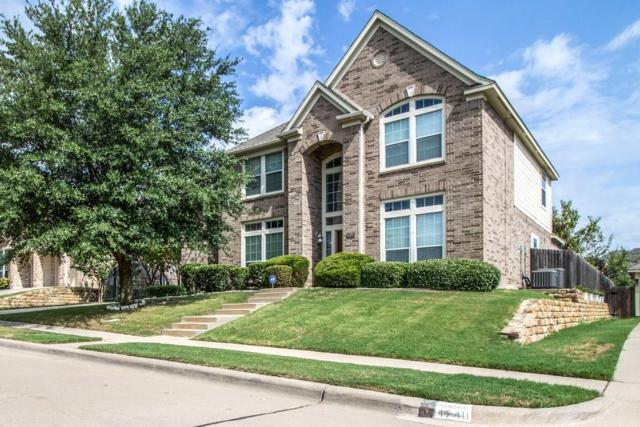 4748 Edenwood Drive, Fort Worth, TX 76123 (MLS #13675321) :: The Good Home Team