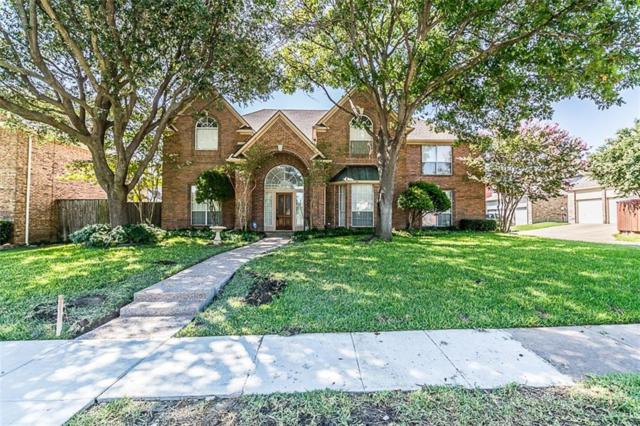 3524 Sandy Trail Lane, Plano, TX 75023 (MLS #13675322) :: The FIRE Group at Keller Williams