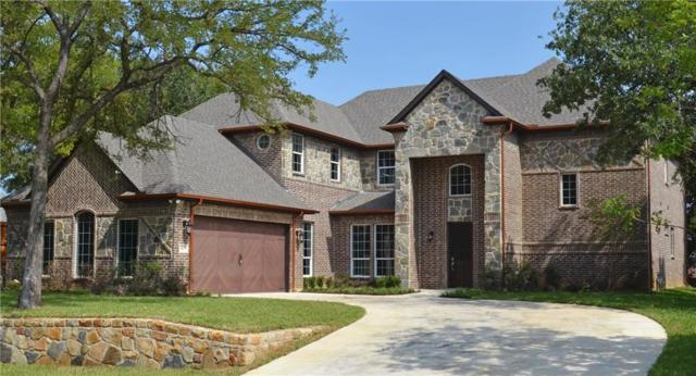 1613 Briar Drive, Bedford, TX 76022 (MLS #13675325) :: The Mitchell Group