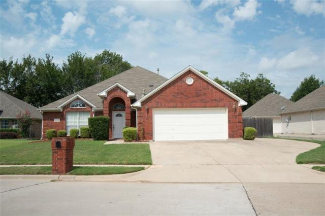 6937 Herman Jared Drive, North Richland Hills, TX 76182 (MLS #13675327) :: The Mitchell Group