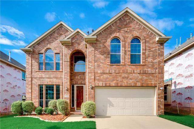 11396 Henderson Drive, Frisco, TX 75035 (MLS #13675342) :: RE/MAX