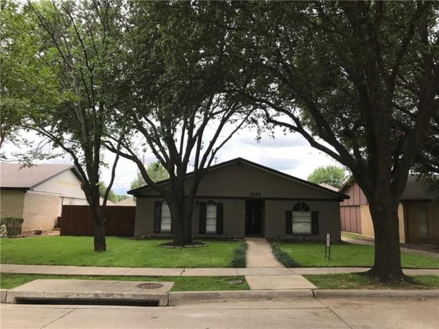 1526 Camelia Drive, Lewisville, TX 75067 (MLS #13675391) :: Real Estate By Design