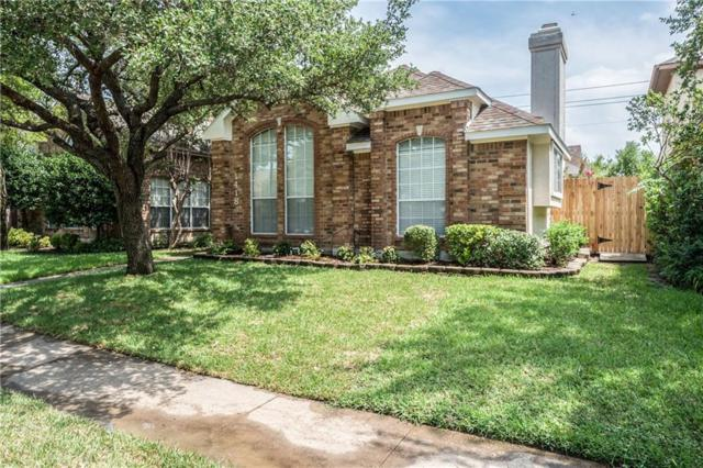 1418 Foxwood Drive, Rowlett, TX 75089 (MLS #13675426) :: The FIRE Group at Keller Williams