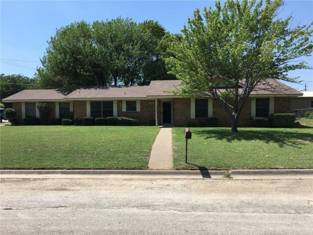 1500 N Jefferson, Bowie, TX 76230 (MLS #13675441) :: The Mitchell Group
