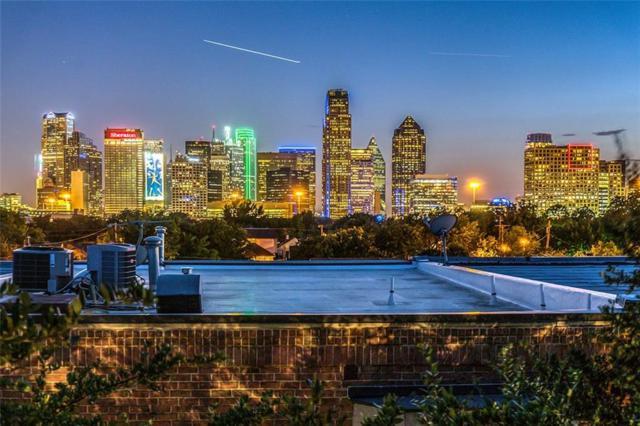 1500 Pecos Street #8, Dallas, TX 75204 (MLS #13675508) :: The Marriott Group