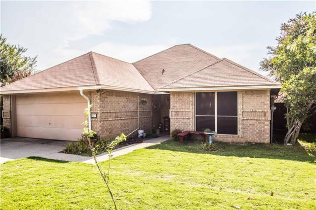 613 Pace Drive, Denton, TX 76209 (MLS #13675528) :: Real Estate By Design