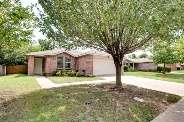 216 Lewis Canyon Lane, Mckinney, TX 75071 (MLS #13675567) :: Team Hodnett