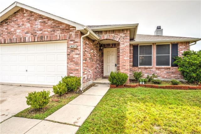 2625 Harbor Lights Drive, Little Elm, TX 75068 (MLS #13675594) :: Real Estate By Design
