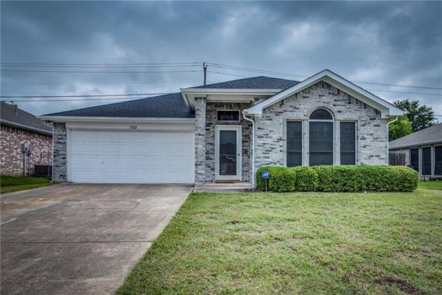 1322 Misty Meadow Drive, Midlothian, TX 76065 (MLS #13675637) :: Pinnacle Realty Team