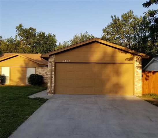 3806 Willowood Lane, Grand Prairie, TX 75052 (MLS #13675720) :: Pinnacle Realty Team