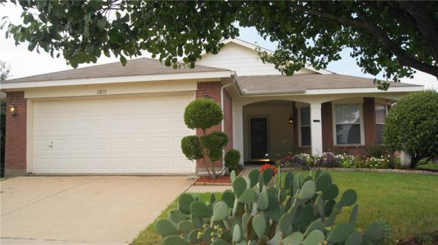 1213 Warrington Way, Forney, TX 75126 (MLS #13675727) :: Real Estate By Design