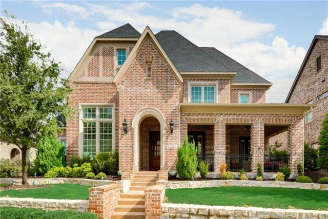 3760 Greenbrier Drive, Frisco, TX 75033 (MLS #13675899) :: Real Estate By Design