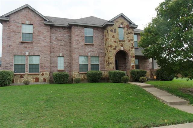2110 Bruce Drive, Lancaster, TX 75134 (MLS #13675912) :: Pinnacle Realty Team