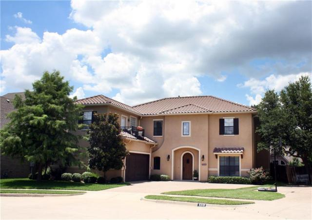 5322 Meritage Lane, Grapevine, TX 76051 (MLS #13675925) :: The Mitchell Group