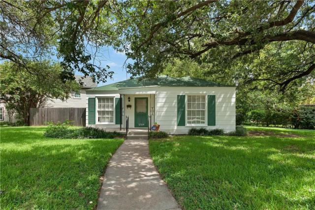 3704 Wildwood Road, Fort Worth, TX 76107 (MLS #13675936) :: The Mitchell Group