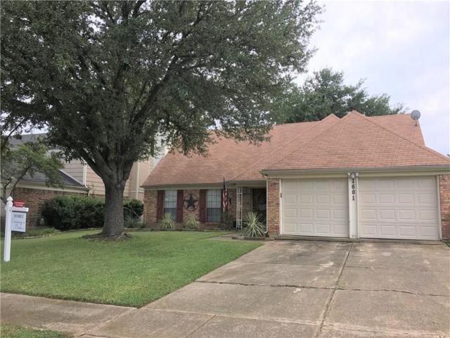 1601 Homestead Street, Flower Mound, TX 75028 (MLS #13675998) :: Real Estate By Design
