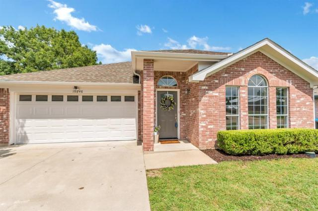 10248 Maria Drive, Fort Worth, TX 76108 (MLS #13676038) :: The Mitchell Group