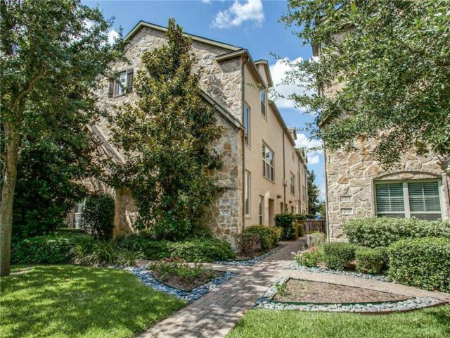 4524 Emerson Avenue #1, University Park, TX 75205 (MLS #13676109) :: Team Hodnett