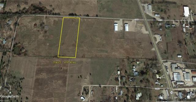4.97 County Rd 2200, Greenville, TX 75402 (MLS #13676119) :: The Mitchell Group