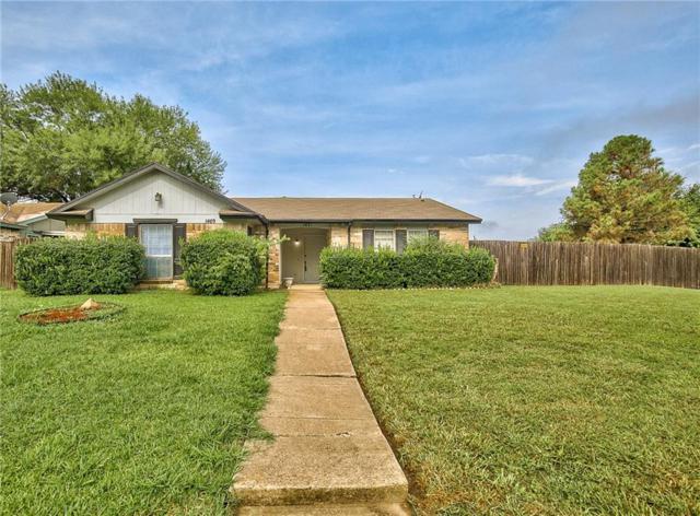 1471 N Bluegrove Road, Lancaster, TX 75134 (MLS #13676142) :: Pinnacle Realty Team