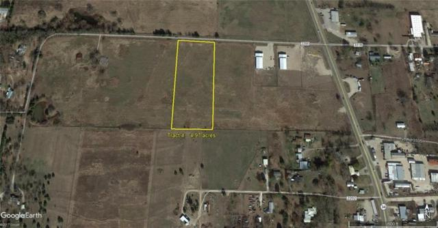4.97 County Rd 2200, Greenville, TX 75402 (MLS #13676182) :: The Mitchell Group