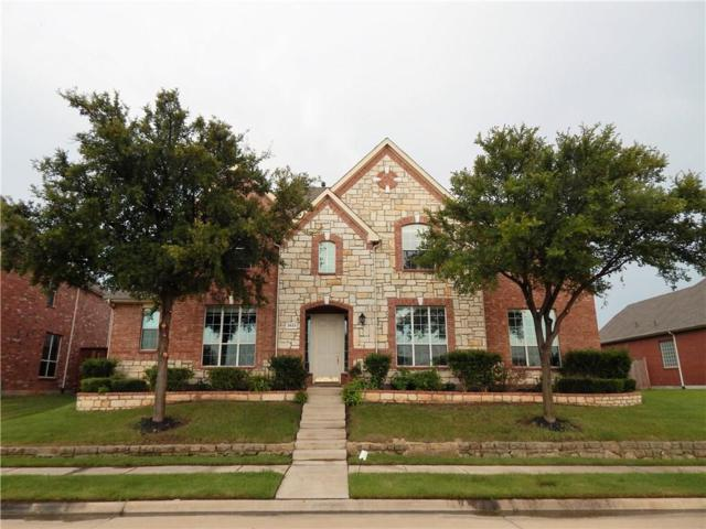 3923 W Crescent Way, Frisco, TX 75034 (MLS #13676248) :: Real Estate By Design