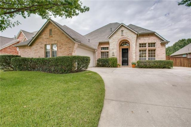 2215 Redrock Drive, Corinth, TX 76210 (MLS #13676263) :: Real Estate By Design