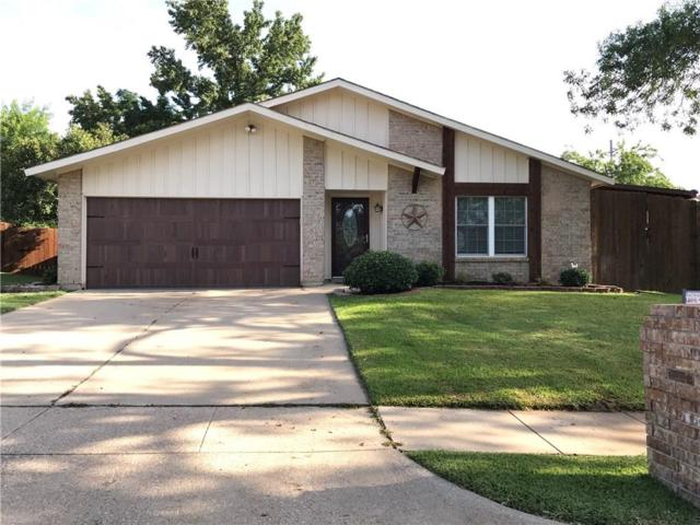 2317 Mesquite Court W, Bedford, TX 76021 (MLS #13676264) :: The Mitchell Group