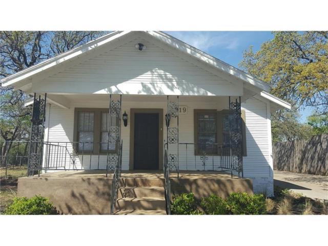 319 Ruth Street, Denton, TX 76205 (MLS #13676270) :: Real Estate By Design