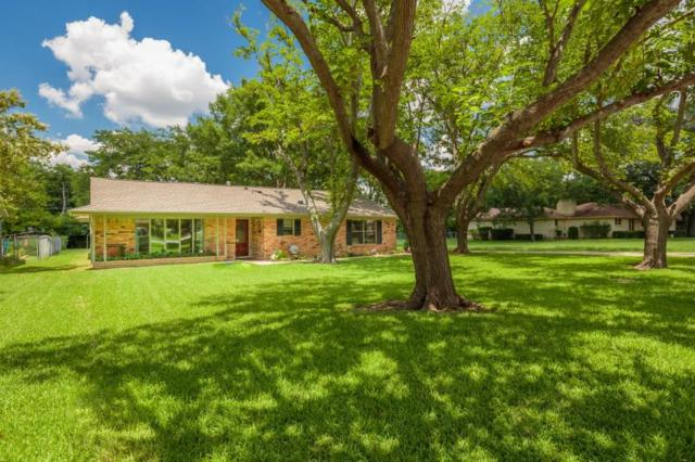 821 E Worth, Grapevine, TX 76051 (MLS #13676271) :: The Mitchell Group