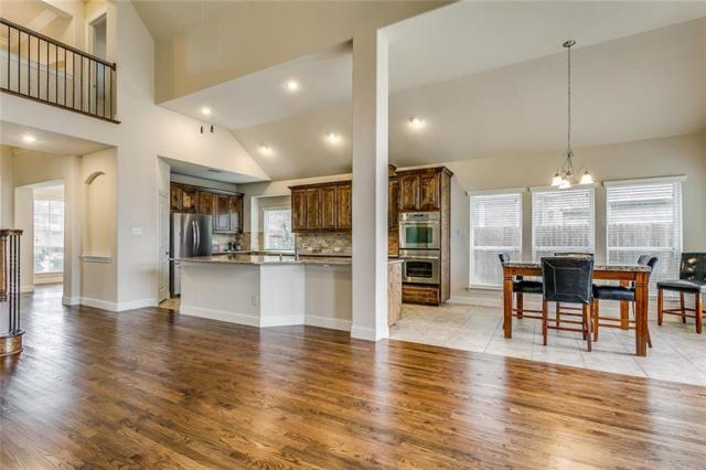 4211 Eagle Drive, Mansfield, TX 76063 (MLS #13676299) :: RE/MAX