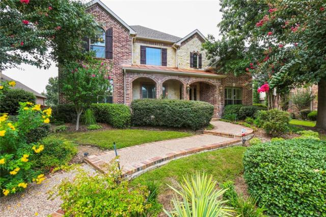 4241 Crestfield Drive, Richardson, TX 75082 (MLS #13676417) :: The FIRE Group at Keller Williams