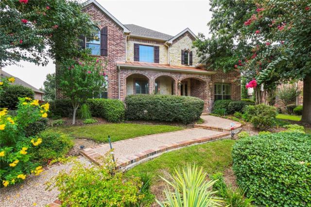 4241 Crestfield Drive, Richardson, TX 75082 (MLS #13676417) :: The Mitchell Group