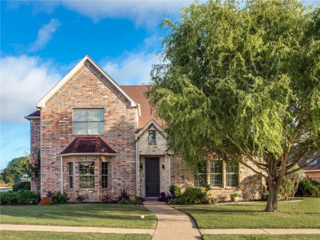 1105 Reata Drive, Weatherford, TX 76087 (MLS #13676442) :: The Mitchell Group