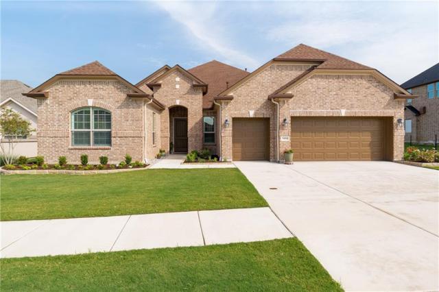 9404 Crestview Drive, Denton, TX 76092 (MLS #13676467) :: Real Estate By Design