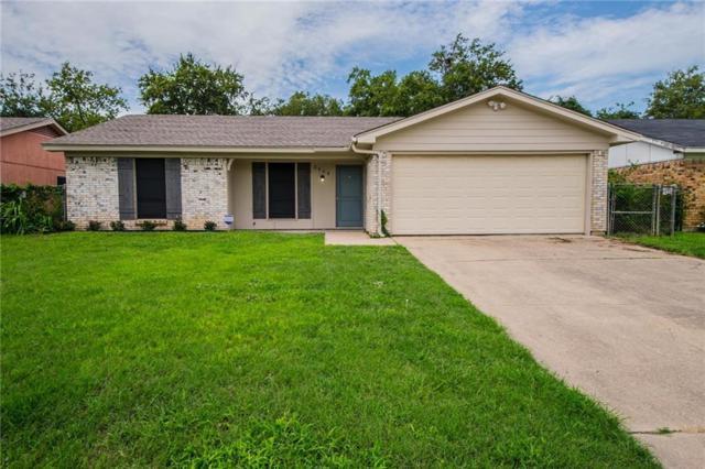2908 Dillard Street, Fort Worth, TX 76105 (MLS #13676503) :: Real Estate By Design